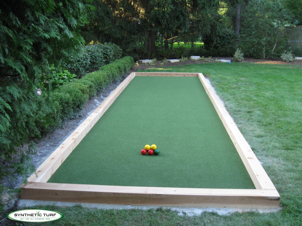 Stunning Indoor Bocce Ball Court Pictures Interior