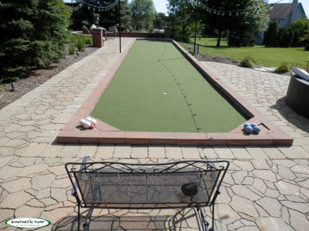 Synthetic Turf Bocce Ball Courts | Synthetic Turf of Illinois