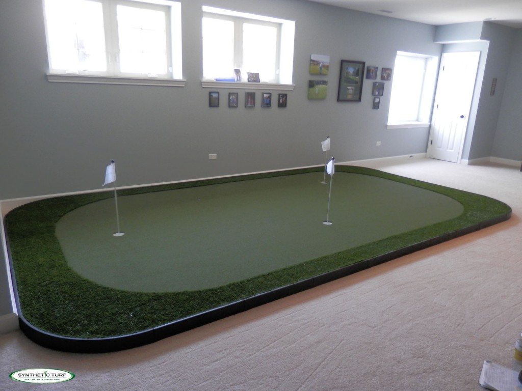 Indoor Putting Greens | Modular Systems Greens | Synthetic Turf of ...