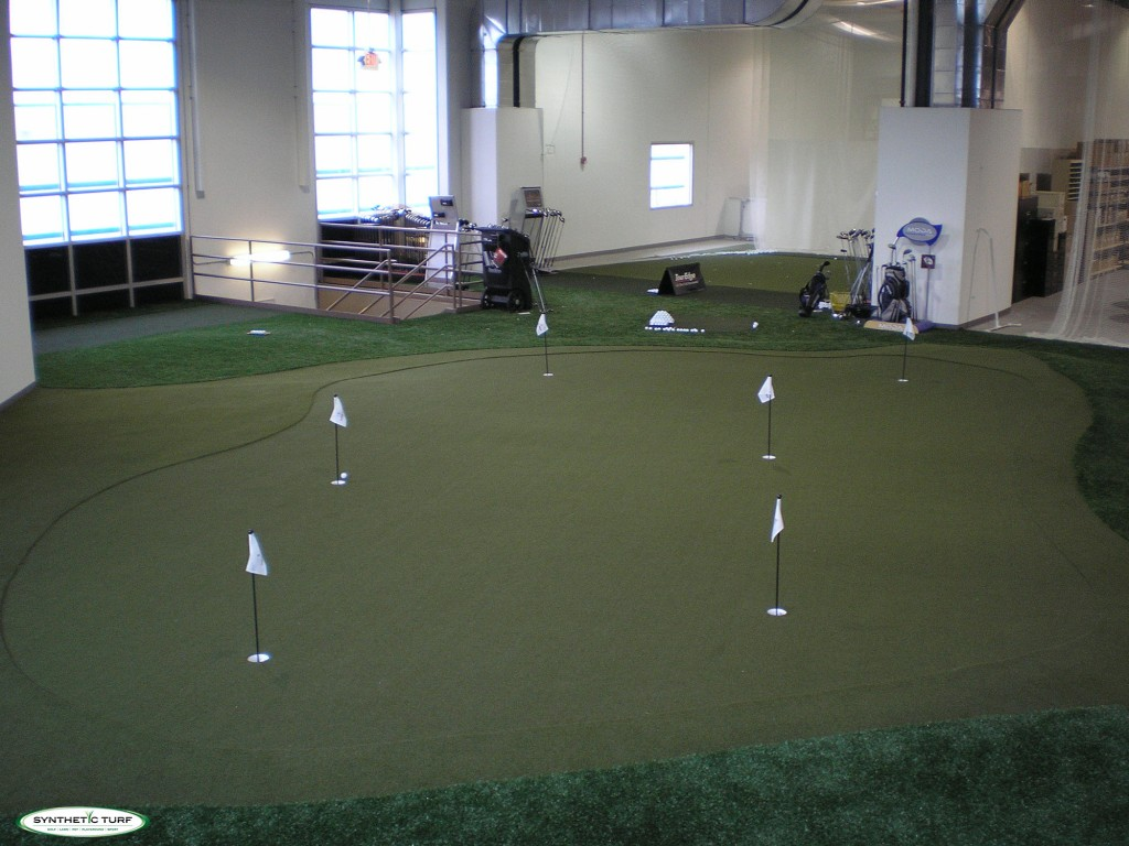 ... Indoor Putting Green. View Our Complete Gallery